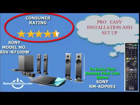 Sony HBD-N7100W Home Theatre Windows 8 Driver Download