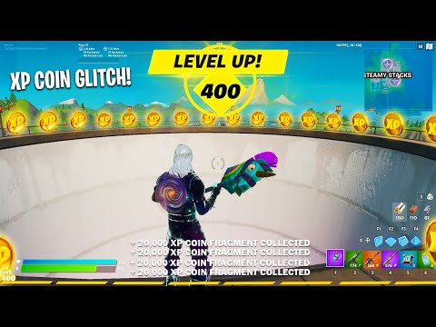100,000 XP PER GAME (Fortnite XP GLITCH)