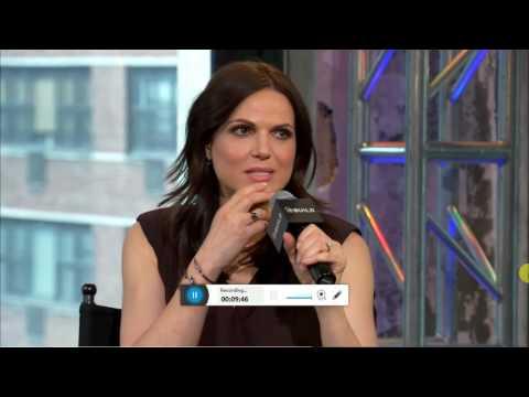 Lana Parrilla on AOL BUILD, May 11th 2016