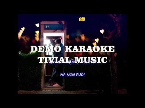 Nu poco e te Giusy Attanasio Karaoke