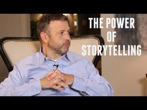 Donald Miller on the Power of Storytelling with Lewis Howes