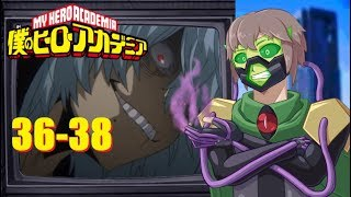 The Next Generation: My Hero Academia: Episodes 36-38: Reaction/Review