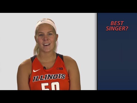 Illini WBB 2017-18 Yearbook Superlatives