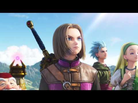 Dragon Quest XI - ドラゴンクエスト XI Opening Movie - 1080p60