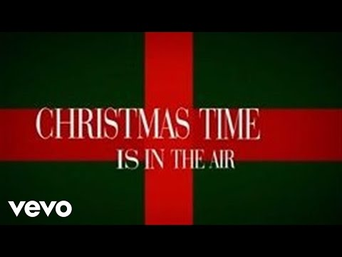 Christmas Time Is In The Air Again (Lyric Video)