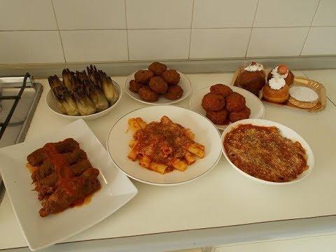 Pranzo domenicale tipicamente napoletano le ricette di for Ricette primi piatti originali