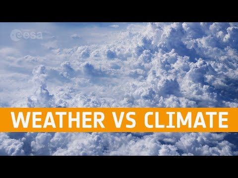 Meet the Experts: Weather vs. Climate