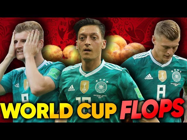 Germany's WORST Player At The World Cup Was…   #WCReview