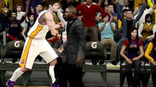 nba2k12(boxing on a trainer)