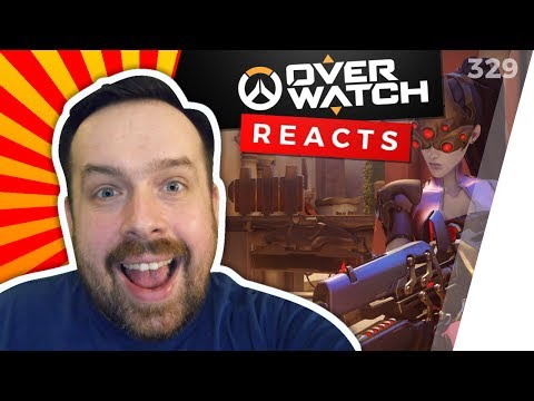 Reaction: WIDOWMAKER SONG by JT Machinima (Overwatch Song)