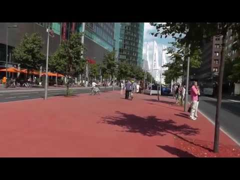 Berlin: Walk of fame am Potsdamer Platz / Boulevard der Stars
