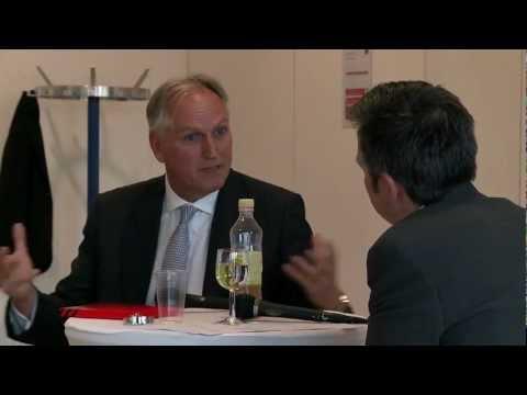 Table Talk der Klubschule Migros mit Dr. Thomas Borer