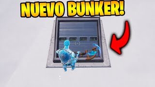 BUG in CREATIVE MODE TO FIND A NEW SECRET BUNKER!! FORTNITE 😱💥