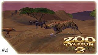 4# ZOO TYCOON 2 - Divočina [CZ]