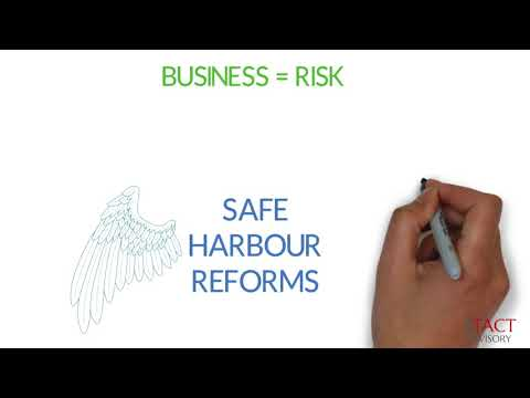 What Directors Need to Know About the Safe Harbour