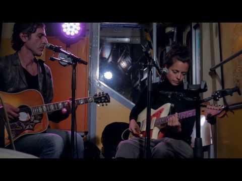 Clara Luzia & Norbert Wally - Sugar My Soul - Tram Sessions Vienna