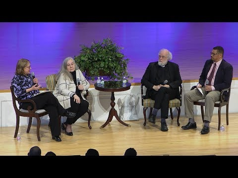 Rowan Williams & Marilynne Robinson | 2018 Theology Conference | 4/6/2018