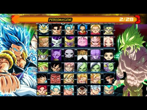 New Dragon Ball Super Mod APK Fighter Z Download For Android