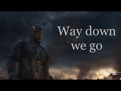 Avengers Endgame | Way Down We Go | MARVEL Tribute
