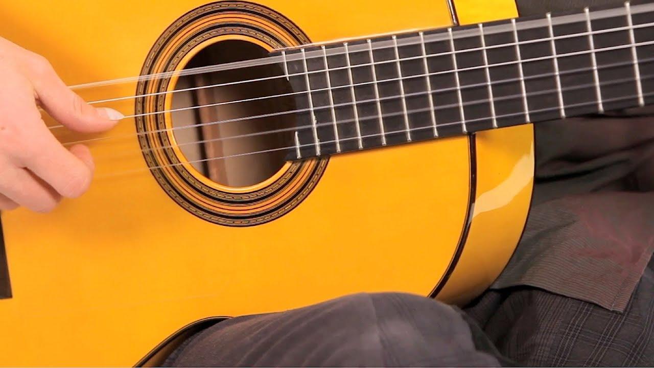 How to Practice Tremolo | Flamenco Guitar