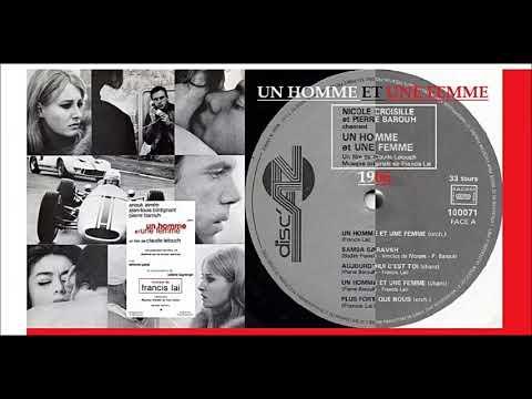 Francis Lai - Un Homme et Une Femme 'Vinyl' mp3