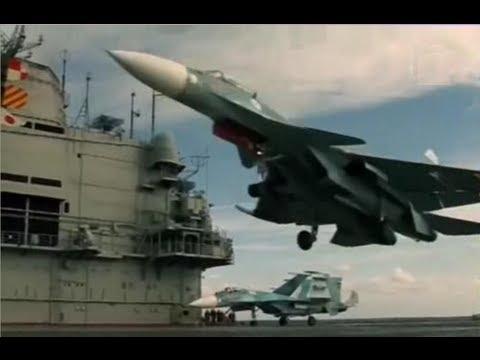 Sukhoi Su-33 - Amazing Footage