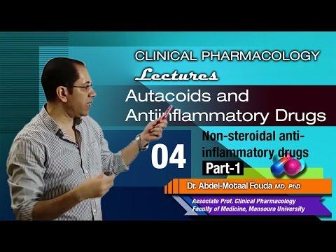 Autacoids - 04 - Aspirin and NSAIDs (Part 1)