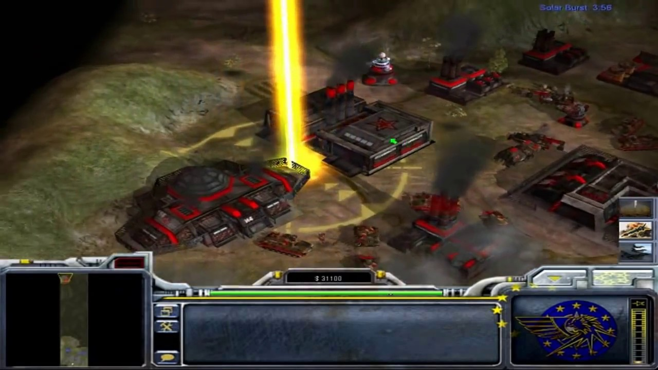 command and conquer generals rise of the reds 1.8