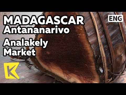 【k】madagascar-travel-antananarivo[마다가스카르-여행-안타나나리보]아날라켈리-시장/analakely-market/snack/street/restaurant
