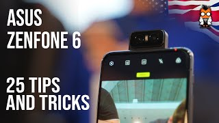 Asus ZenFone 6 - 25 Tips and Tricks (Android 9 / ZenUI 6)