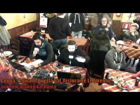 Genoa - ROMA | DIRETTA LIVE