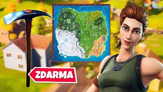 STARÁ MAPA CHALLENGE VE FORTNITE 🗺️