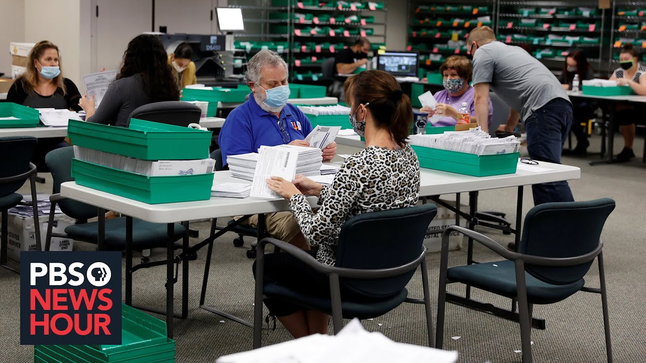 In Georgia, a laborious, costly and historic hand recount of ...