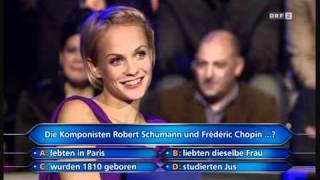 Die Millionenshow auf ORF 2 mit Günther Jauch als Telefonjoker.flv