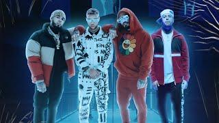 Medusa(Remix Especial) Jhay Cortez Ft Nicky Jam, Anuel AA Y J Balvin