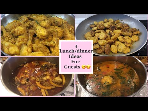 Simple lunch/dinner recipes for guests   Bangladeshi food   Bangladeshi Mum Uk