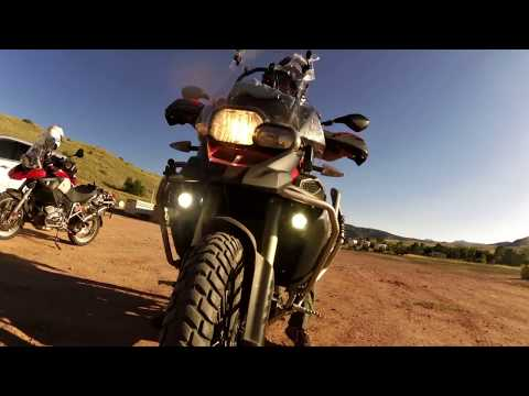 Motorcycle ADV - Solar Eclipse: PT 1 – Wyoming - Setting the Stage