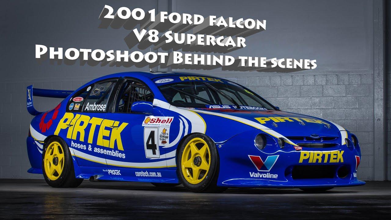 2001 Ford Falcon V8 Supercar