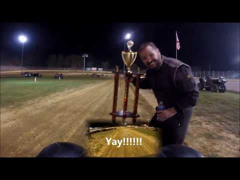 20170930 Florence Speedway Legends Feature Race WIN !!!!!!!!!!!!!!!!!!