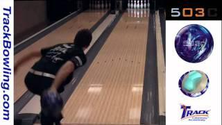 track 503c ball reaction video at bowlingball com