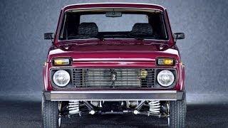 Lada ВАЗ 2121 4x4 1977 внедорожник
