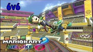 Baixar Mario Kart 8 Deluxe (MK8DX) Clan War: RK vs JBZZ