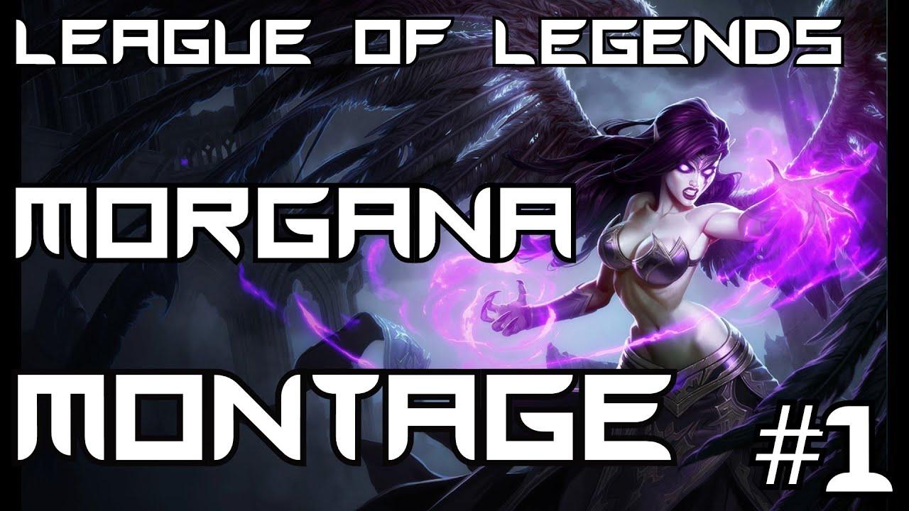 AD Morgana Mid Lane - Montage - YouTube