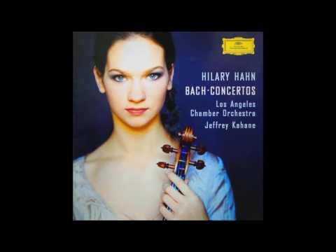 Bach Concertos BWV 1043 - Hilary Hahn 432Hz