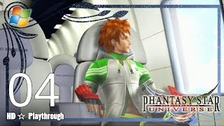 Phantasy Star Universe 【PC】 - Story Playthrough Pt.4 「Chapter 2: Typical Lives」