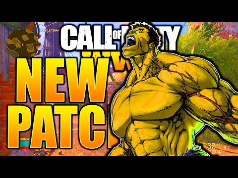 NEW UPDATE CALL OF DUTY WW2! NEW DLC WEAPONS, GAME MODES THE RESISTANCE EVENT CALL OF DUTY WW2!