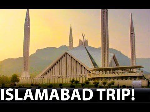 Trip to Islamabad, Pakistan 🇵🇰| Zad AT