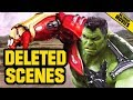 watch he video of AVENGERS: INFINITY WAR - Deleted Scenes