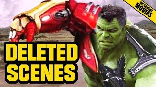 Video AVENGERS: INFINITY WAR - Deleted Scenes download MP3, 3GP, MP4, WEBM, AVI, FLV Agustus 2018
