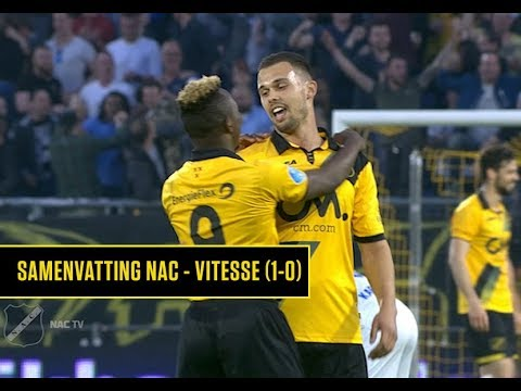 SAMENVATTING   NAC - Vitesse (1-0)